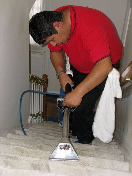 Carpet Cleaning by Town & Country Cleaning