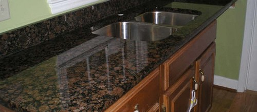 House Cleaning Myth #4: Dishwashing Soap Is The Best Thing To Clean Granite  Countertops