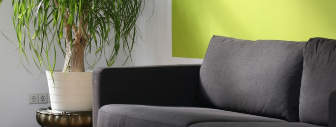 Vacuum Upholstery for better indoor air quality