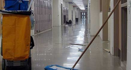 Janitorial Services | Town & Country Cleaning – Chapel Hill, NC