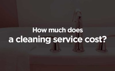 How Much Does A Cleaning Service Cost? - Town & Country